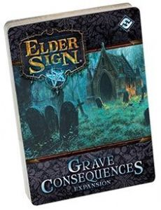 Elder Sign : Grave Consequences Expansion